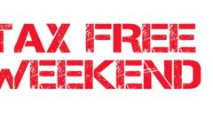 Cover for Oklahoma's tax-free weekend begins Friday