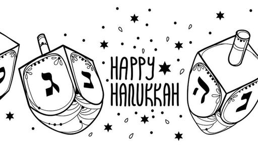 Hanukkah Coloring Pages For Kids Free Printable Coloring Pages Activities For The Festival Of Lights News Break