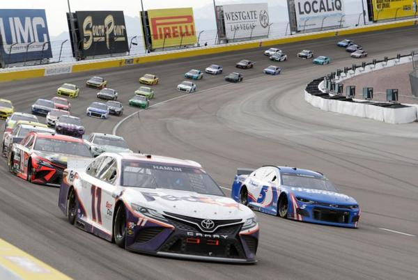 Picture for NASCAR Cup playoffs: Round of 12 outlook