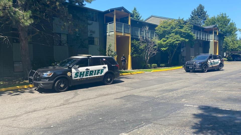 Picture for Construction worker shot in Federal Way