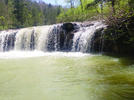 Picture for Four waterfalls in 40 steps