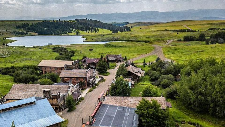 Picture for Philip Morris sells its a 'Disneyland for smokers': 18,000 acre Marlboro Ranch - where 350 loyal customers have won all-expenses-paid trips since 1999 - is sold to owners of exclusive Yellowstone Club