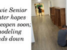 Picture for Bowie Senior Center hopes to reopen very soon after remodeling is done