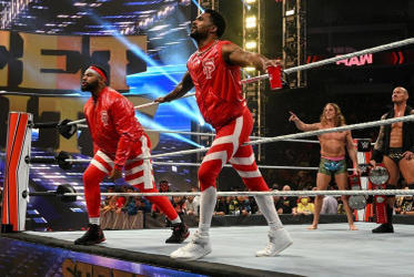 Picture for Backstage WWE Rumors: Montez Ford, Karrion Kross and More