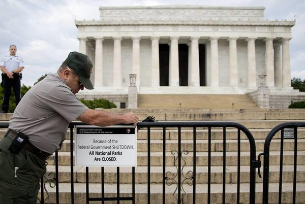 Picture for DoD, VA officials prep for a possible government shutdown later this week