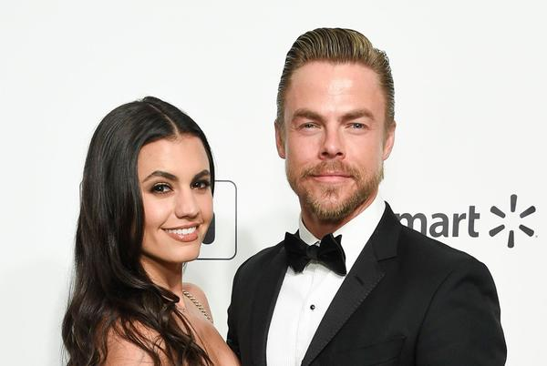 Picture for Derek Hough and Hayley Erbert's Relationship Timeline: From Dance Partners to Fake Proposals and Beyond