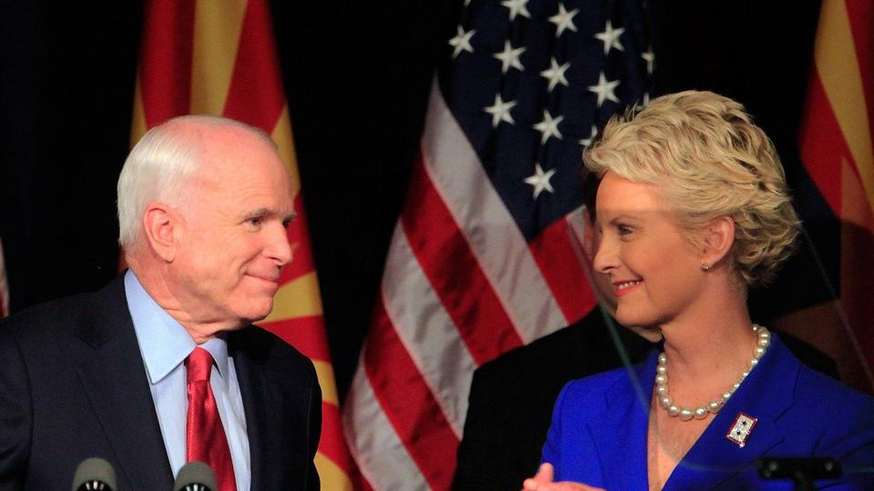 What would John McCain say about America today? Two years after his passing, Cindy McCain tells us