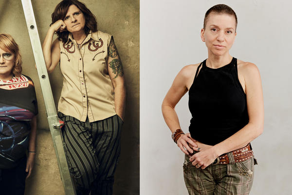 Picture for Indigo Girls, Ani DiFranco to perform tonight at Central Park as a part of SummerStage