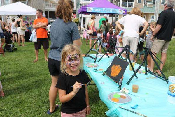 Picture for Fall Festival Draws Thousands in Sea Isle