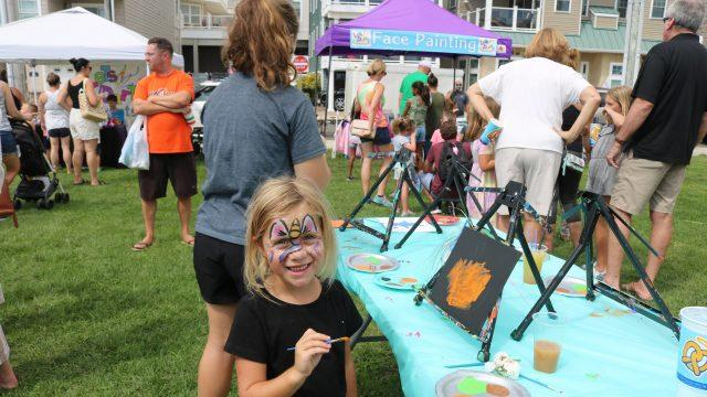 Cover for Fall Festival Draws Thousands in Sea Isle