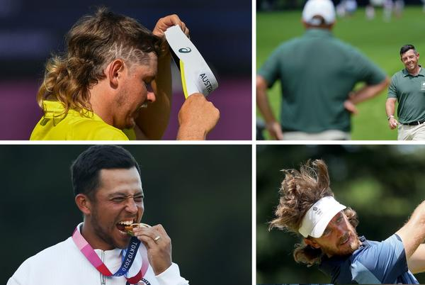 Picture for Monday Finish: What happened in the men's Olympic golf competition, anyway?