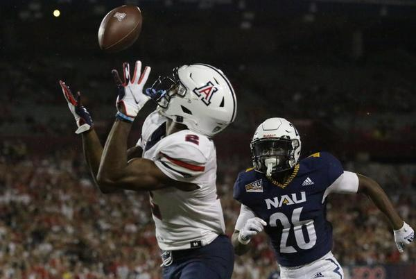 Picture for Six key plays from the Wildcats' loss to NAU