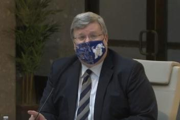 Picture for Memphis mayor speaks on his bout with COVID as he isolates