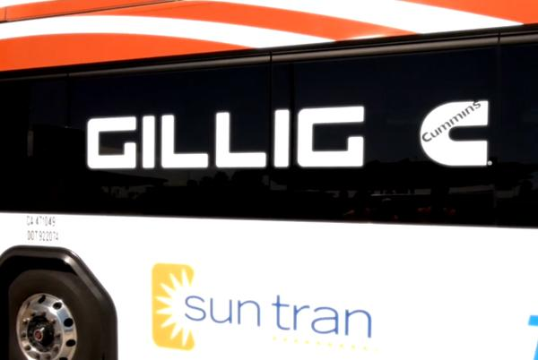 Picture for SunTran launching 5 new electric buses