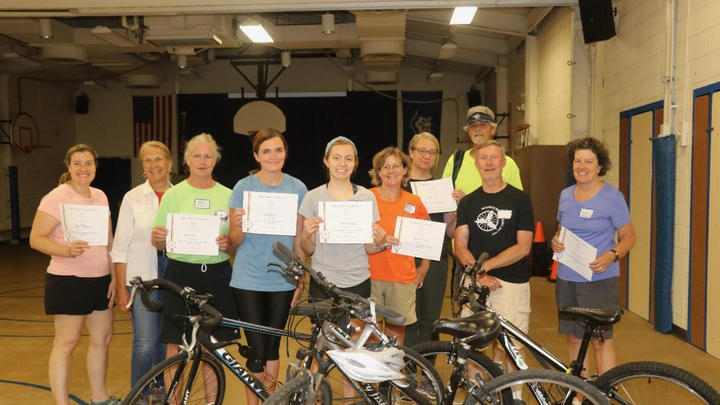 Cover for Bicycle Safety Initiative Underway in 4th Grade Classes in South Windsor, Mansfield and More