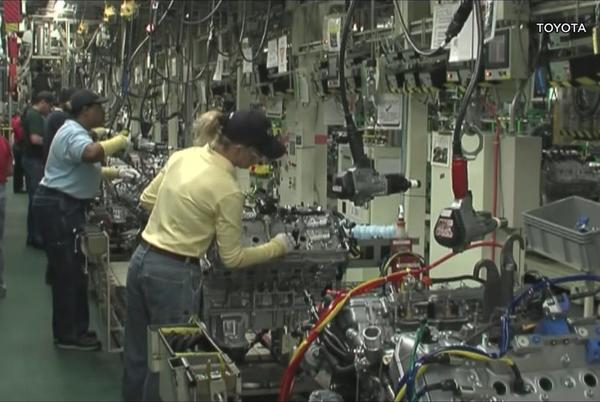 Picture for Toyota Manufacturing in Huntsville makes big announcement