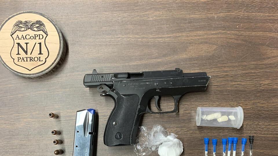 Picture for Disturbance at Glen Burnie Hotel Yields Drug Seizure, One Arrest