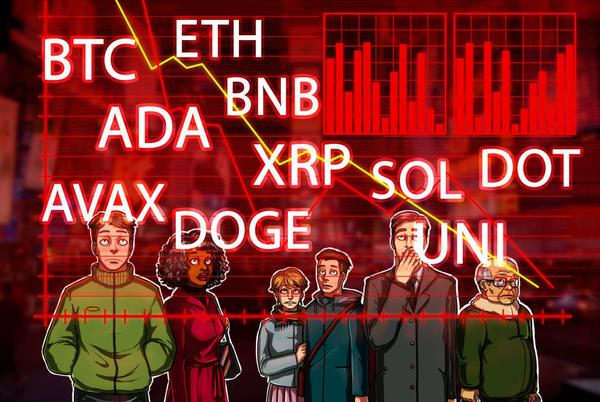 Picture for Price analysis 9/20: BTC, ETH, ADA, BNB, XRP, SOL, DOT, DOGE, UNI, AVAX