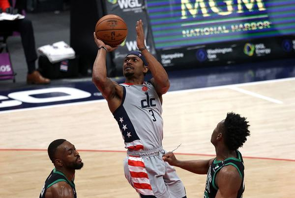 Picture for Bradley Beal would welcome Celtics trade, may request Wizards deal him to new team before NBA Draft (report)