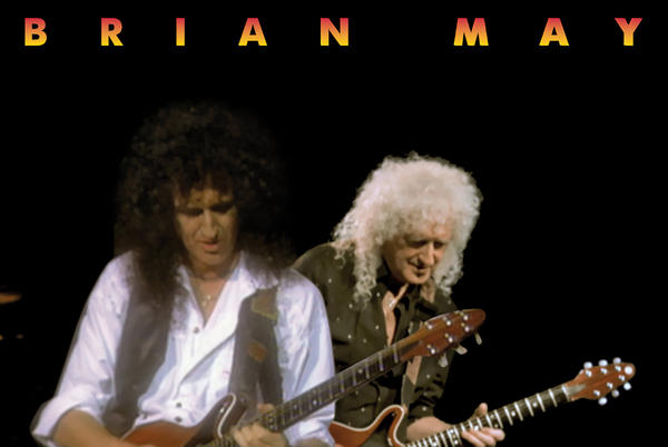 Picture for Physical Editions Of Brian May's Classic 'Back To The Light' Single Out Now