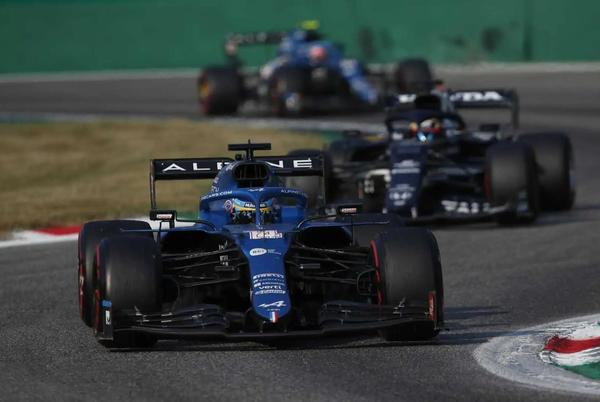 Picture for Alonso: Alpine 'best team' in F1 midfield without fastest car