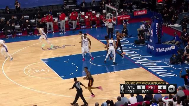 Picture for Philadelphia 76ers | Dunk by Clint Capela
