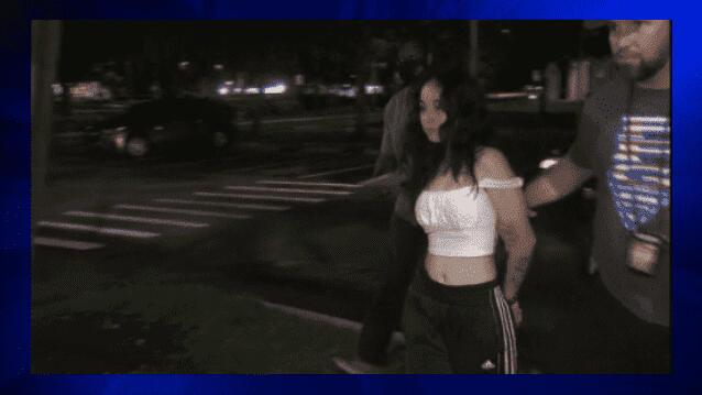 Cover for Sister of Hollywood Officer Murder Suspect Arrested