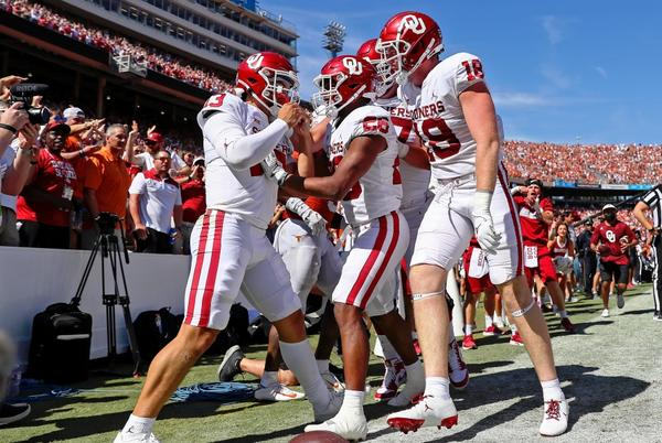 Picture for Best Social Media Reactions from OU's 55-48 win over Texas