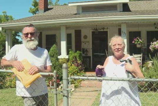 Picture for City of Mt. Holly planning park expansion at expense of retired couple's home
