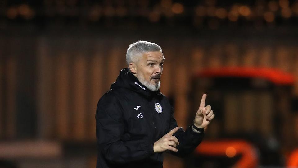 Picture for Jim Goodwin delighted to get the best out of a fit-again Kyle McAllister