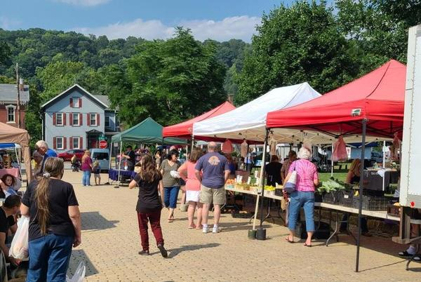 Picture for Monongahela Farmers Market continues to be a local favorite
