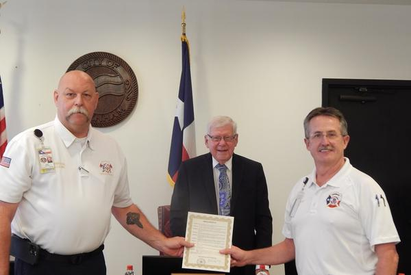 Picture for CITY OF BRENHAM MOVING TO SECURE STATE FUNDING FOR AIRPORT IMPROVEMENTS