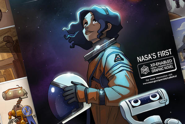 Picture for NASA Releases Its First Graphic Novel For Free To Inspire Future Astronauts