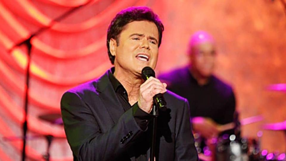Picture for Donny Osmond Is Going To Rap During His Solo Residency In Las Vegas