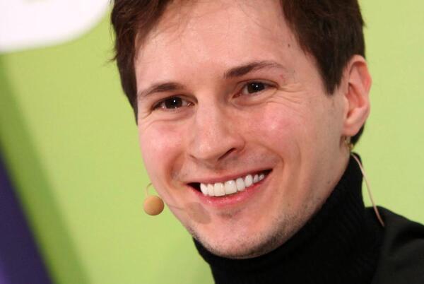 "Picture for Telegram Founder Pavel Durov Hails the Messaging Platform's ""Unprecedented Growth"""