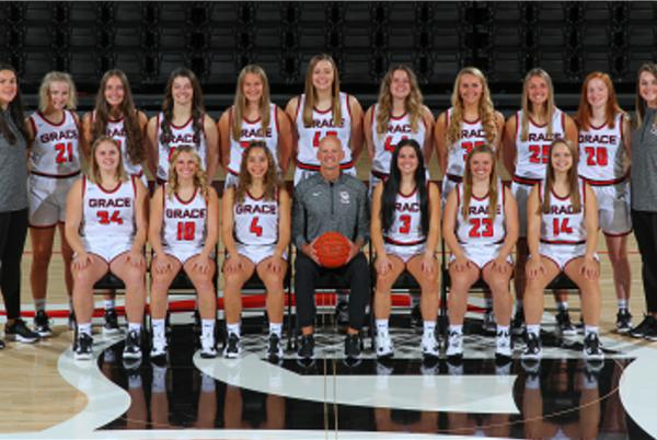 Picture for Grace WBB Fields Deep, Tough Squad This Winter