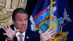 Cover for Governor Cuomo Gives a Warning to New York State Residents