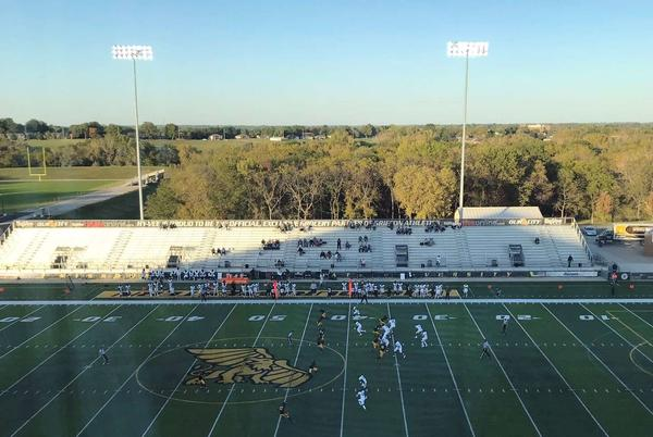 Picture for Seven turnovers, 34 third quarter points gives Missouri Western big homecoming win