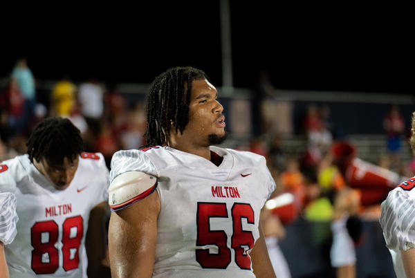 Picture for Georgia's top high school football players: Meet the state's best offensive linemen