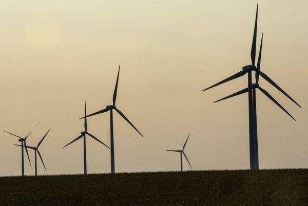 Picture for A wind turbine blade factory in Iowa is shutting down, but not because the industry is declining