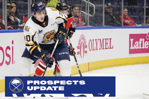 Picture for Prospects Update   Nadeau riding point streak for Shawinigan