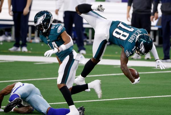 Picture for Eagles vs. Cowboys: Who has the edge at each position?