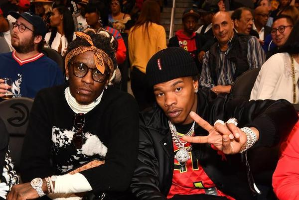 """Picture for Young Thug Explains Paying Lil Baby To Start Rap Career: """"I Was Scared For Him"""""""