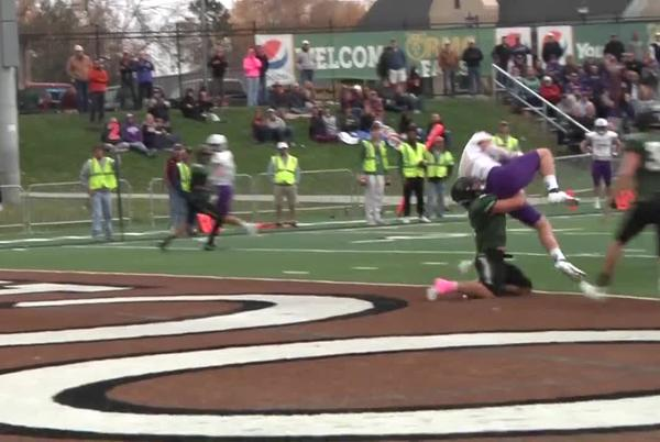 Picture for No. 16 Rocky Mountain College stuns Carroll College in final seconds