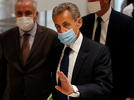 Picture for France's former President Nicolas Sarkozy faces jail term in campaign financing trial