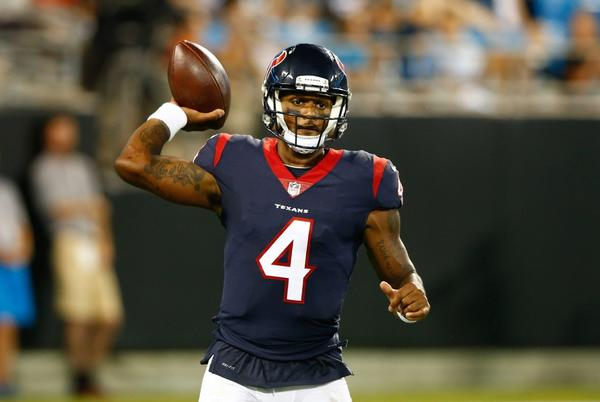 Picture for Deshaun Watson Remains Committed To Forcing Trade Out Of Houston