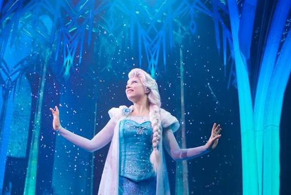 Picture for Frozen: A Musical Invitation Returning Tomorrow to Walt Disney Studios Park
