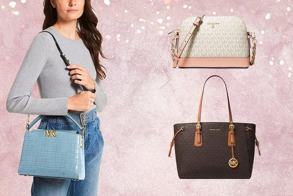 Picture for Michael Kors is having a 25% off sale on full-price items right now