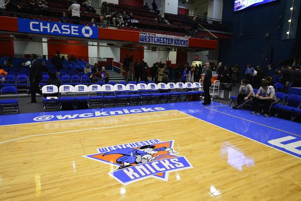 Picture for Westchester Knicks announce 2021-22 schedule