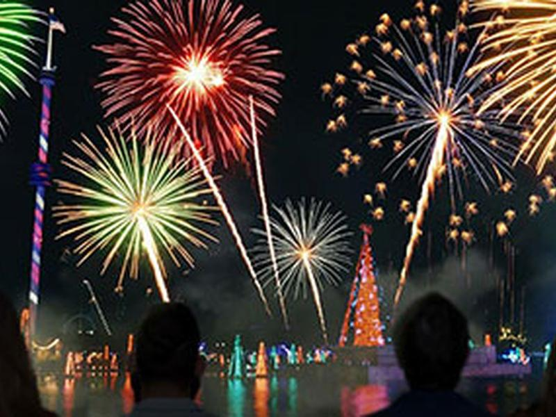 Here's where to safely watch New Year's Eve fireworks in Central Florida to ring in 2021 | News ...